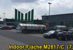 Einkaufszentrum ✩ Marktkauf-Center Prisdorf, Haupteingang