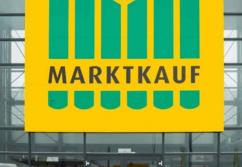 Einkaufszentrum ✩ Marktkauf-Center Cuxhaven, Haupteingang