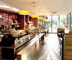 Die Bäckerei und ihr Standort