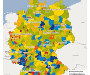 Standortsuche, Zentralität und Einzelhandelszentralität