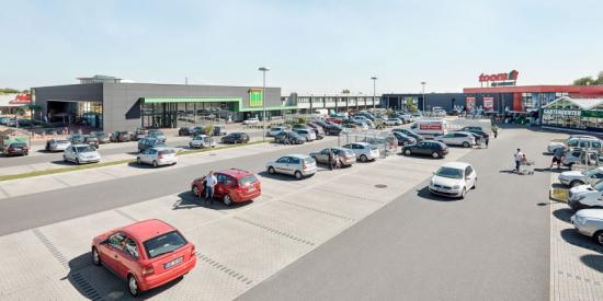 Einkaufszentrum ✩ Marktkauf-Center Prenzlau in Prenzlau