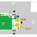 Einkaufszentrum ✩ Marktkauf-Center Prenzlau in Prenzlau, Lageplan EG (Auszug)